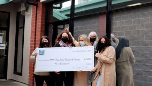 Canadian construction industry gives back during the holidays