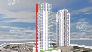 Lumon to deliver two glass façade systems to Maple Ridge project