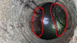 'Mashed potatoes' consistency a recipe for problems in concrete pipes