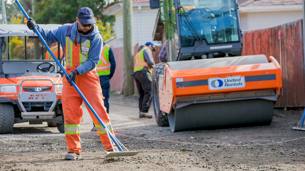 Richmond paves way for recycled asphalt