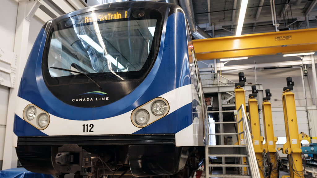 $721-million order placed for new SkyTrain cars