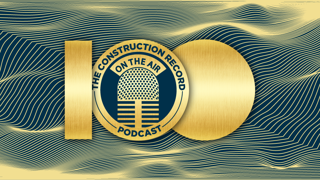 VIDEO: The Construction Record Podcast - Episode 100