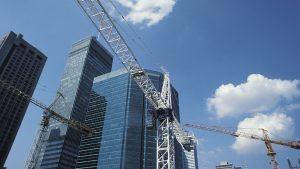 加拿大十大建筑项目开工及趋势图——2020年11月