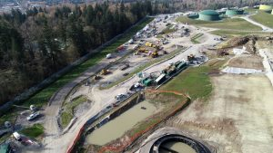 Work halts on Trans Mountain after serious injury