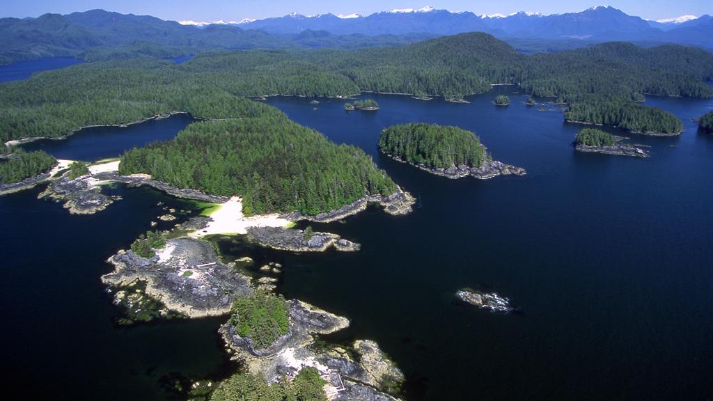 Canada's first-ever tsunami tower planned for Haida Gwaii