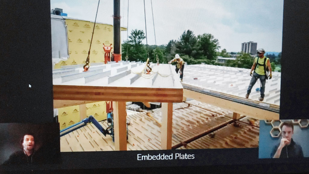 Buildings Week: Construction specialists become 'Mass Timber MythBusters' during seminar