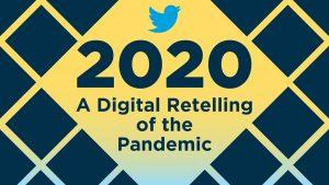 Social media mosaic: A digital retelling of the 2020 pandemic