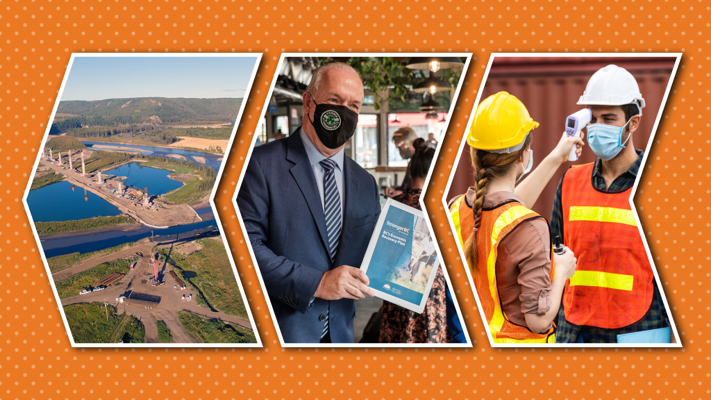 2020 Year in Review Timeline: B.C. construction wades through uncharted waters with COVID-19
