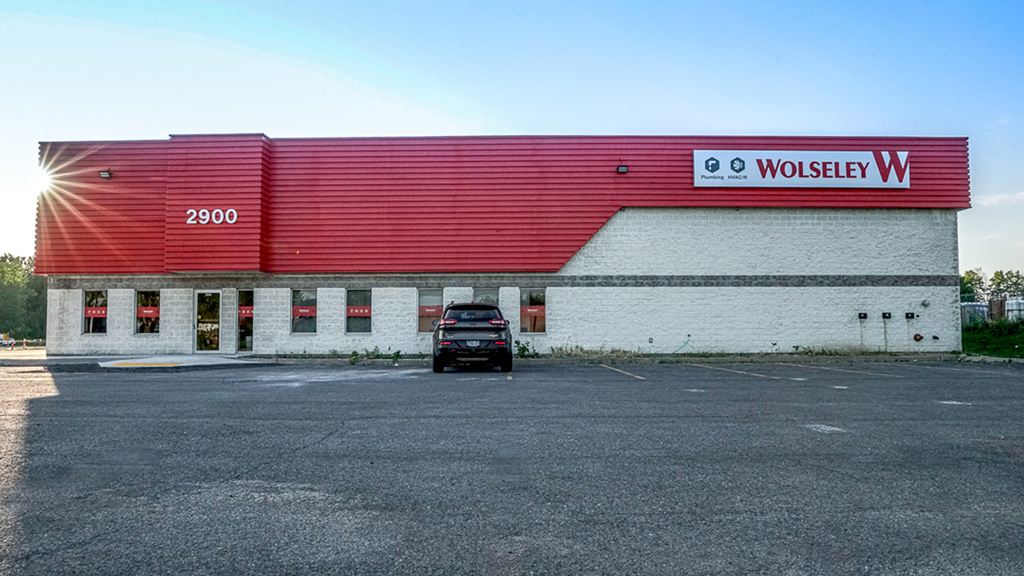 COVID changes how Wolseley Canada does business