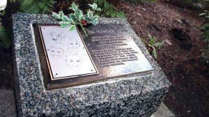 Bentall memorial moves online to honour fallen workers