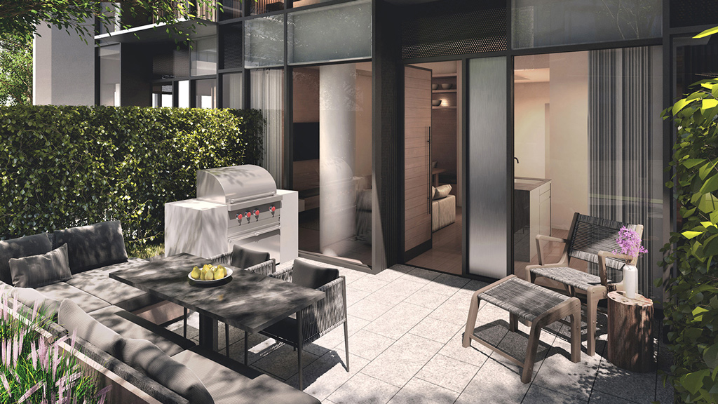 MOD Developments launches townhomes at Bloor Yorkville Residences