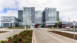 Vaughan's Newly constructed Cortellucci hospital will be used to address COVID-19 capacity issues