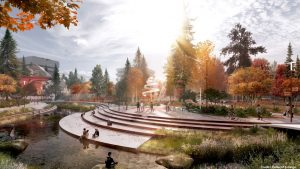 Montreal's Collectif Escargo wins top prize in Sudbury 2050 design competition