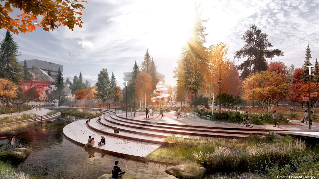 Montreal's Collectif Escargo wins top prize in Sudbury 2050 design competition