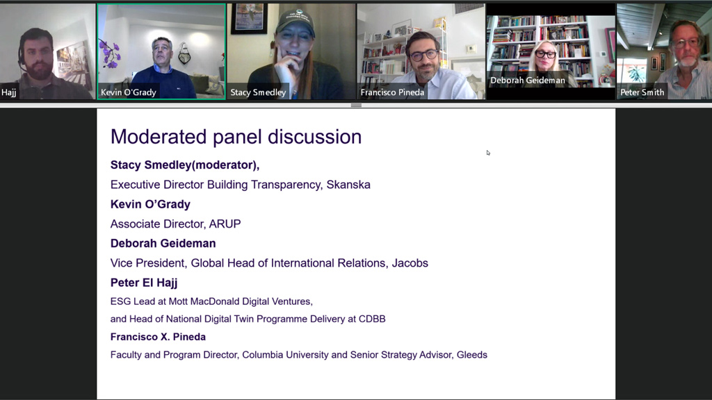 Panel discusses future of environmental, social and corporate governance in construction