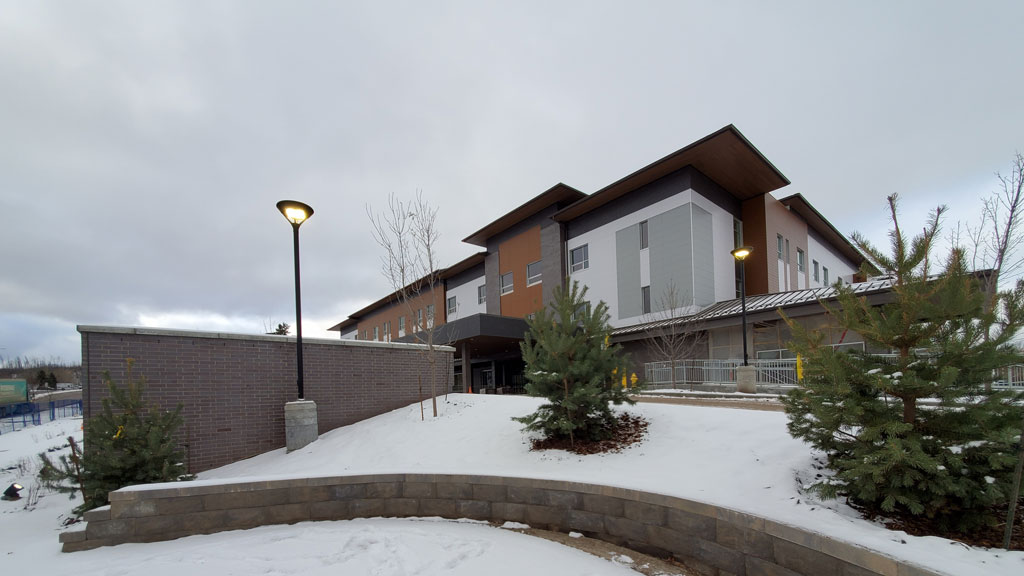 $102-million Fort McMurray care facility completed