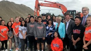 One of B.C.'s largest capital school projects opens to students