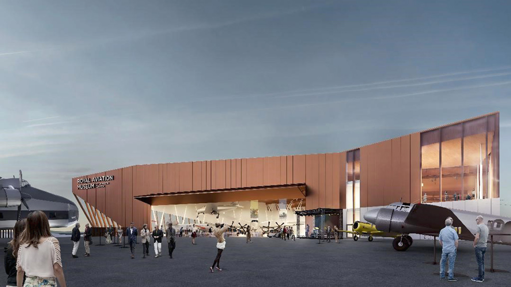 Manitoba's aviation museum adapts to consider post-pandemic design