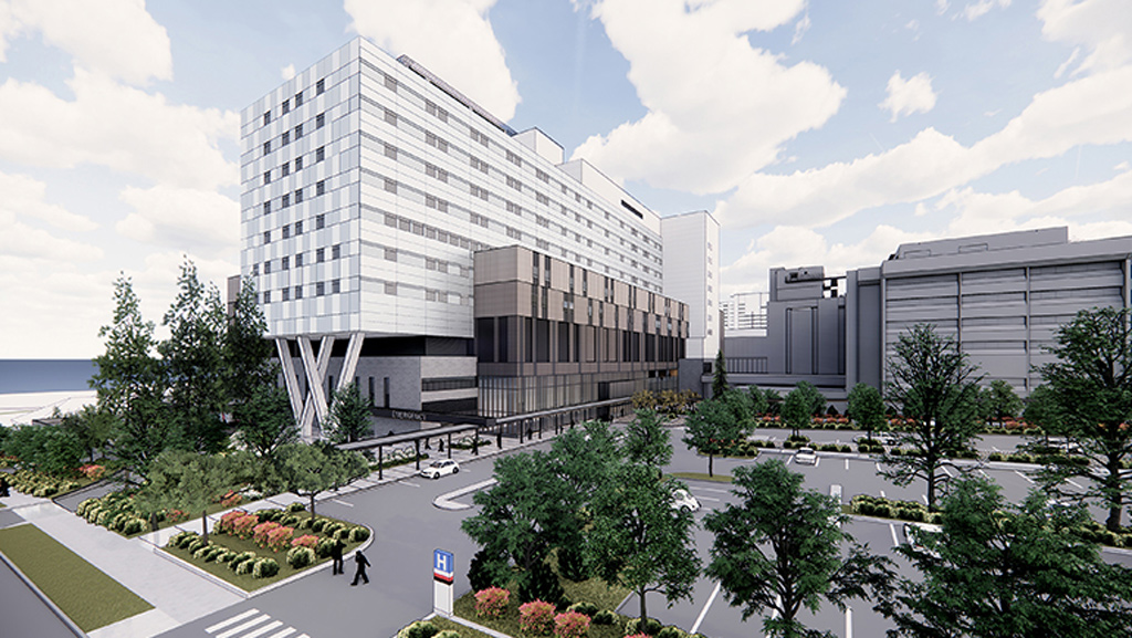EllisDon signs contract for New Westminster hospital project