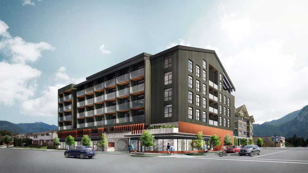 Ground breaks on Squamish housing project