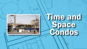 PHOTO: Time and Space Condos