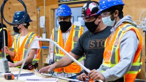 Enrolment up at Skilled Trades College due to COVID-19 pandemic