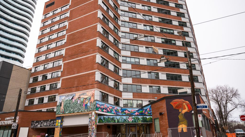 City of Toronto and YWCA partner to open affordable housing project