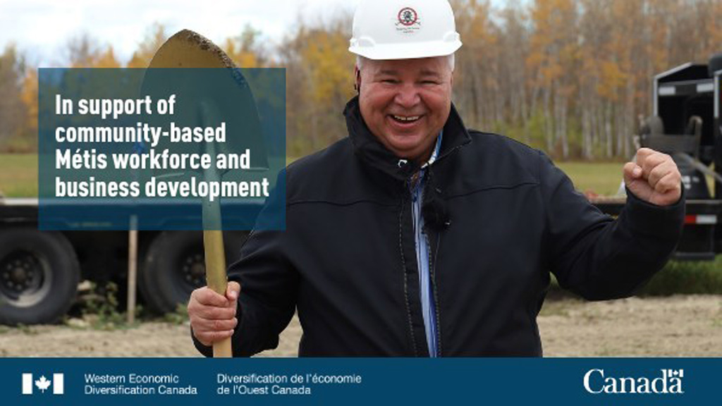Partnership to increase Métis participation in green construction