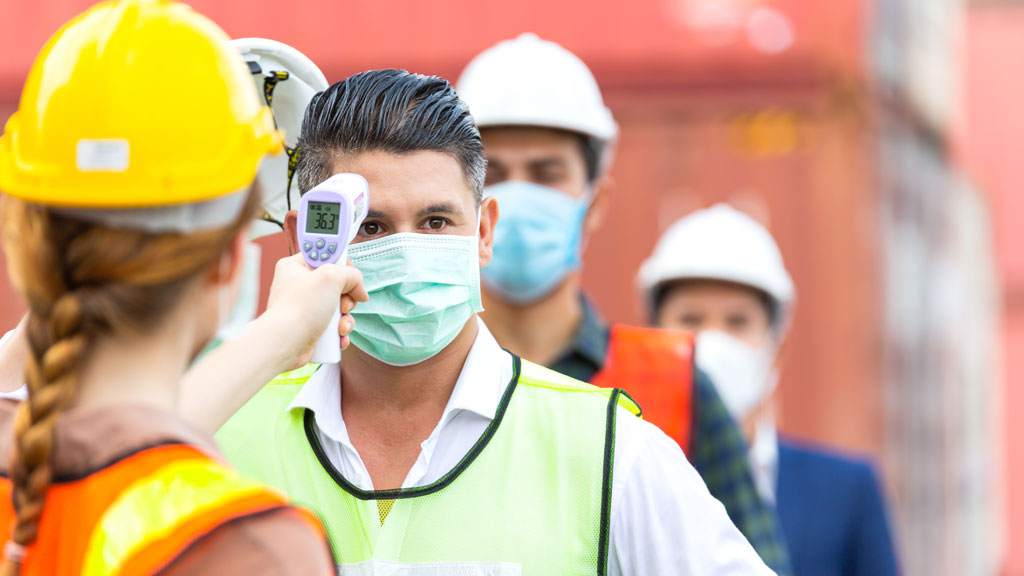 B.C. construction safety officials explain how to be prepared for a pandemic
