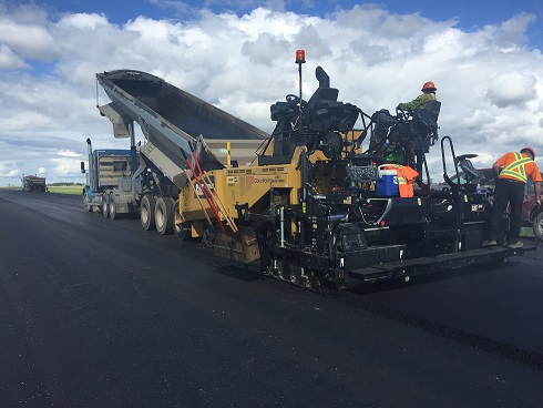 The Province of Saskatchewan intends to spend hundreds of millions of dollars on highway projects over the next two years to stimulate the province's economy.