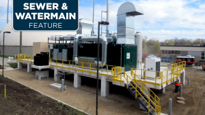 Waterloo Region wastewater plants turn to cogeneration power