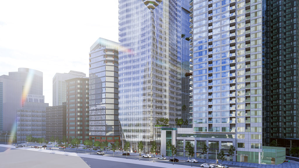 Office tower planned for Vancouver with COVID lessons in mind