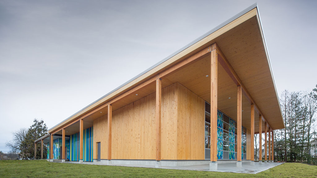 Industry Special: Back to the future with wood industrial buildings