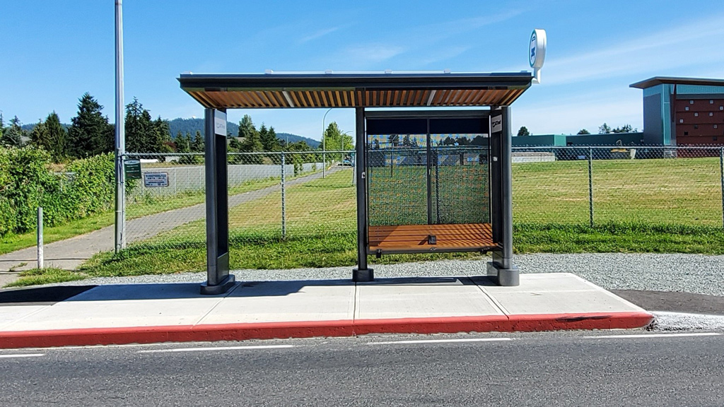 B.C. funds new shelters for transit riders
