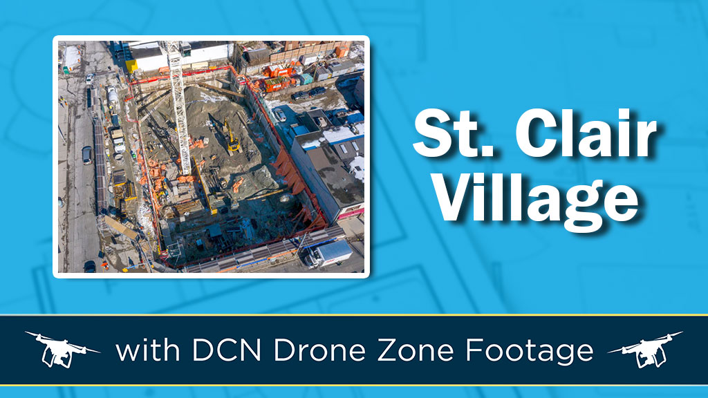 Photo/Video: Above the Village