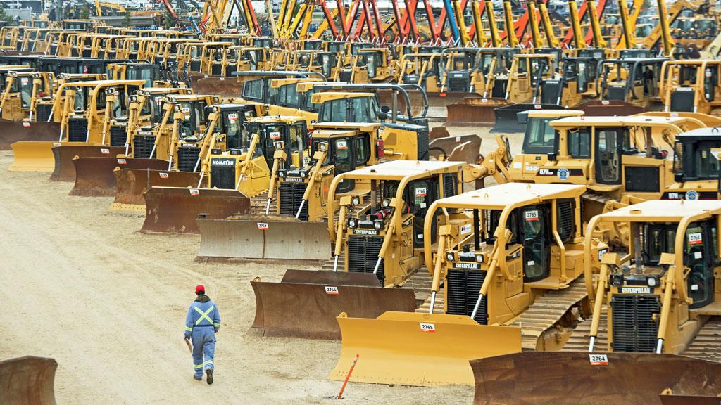 Ritchie Bros. panellist warns of new-equipment disruption