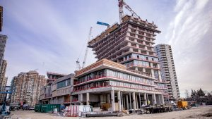Rogers' M4 tower in Mississauga to include smart building features