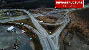 Highway 91C upgrade in Delta, B.C. far from normal