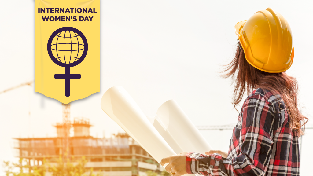 Industry Perspectives Op-Ed: Smile, it's International Women's Day