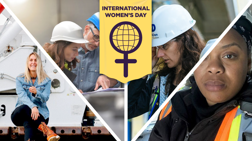 Celebrating women in construction, a recap of our coverage