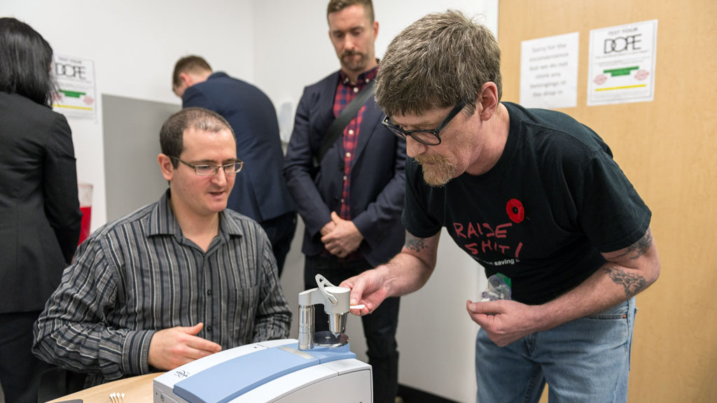 VICA launches harm reduction program to combat rising rate of overdoses