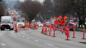 City digs in for $30 million Marine Drive upgrade