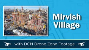 Photo/Video: Behind the Curtain at Mirvish Village