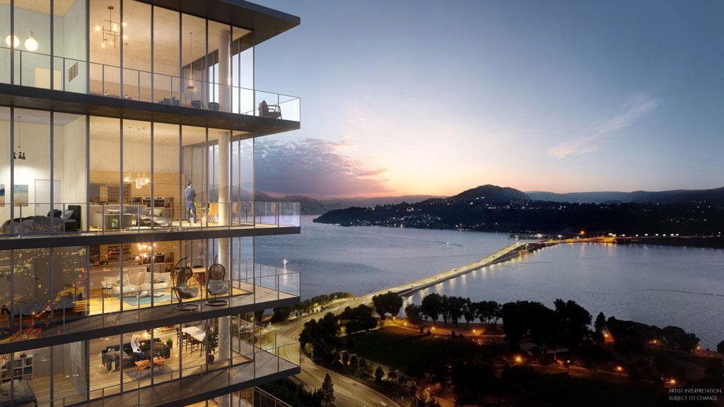 'It has all the boxes checked': Tower developer believes Kelowna boom will grow