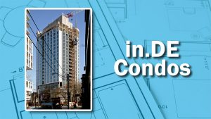 PHOTO: in.DE Condos Progress