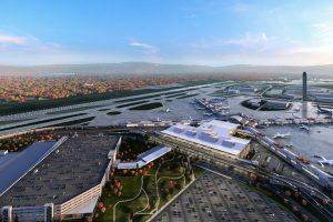 Pittsburgh International Airport renews modernization effort