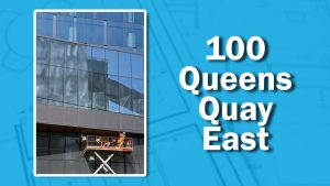 PHOTO: Queens Quay Facade