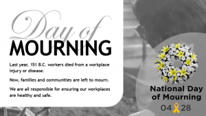 Day of Mourning honours those lost, acts as reminder to fight for the rights of the living