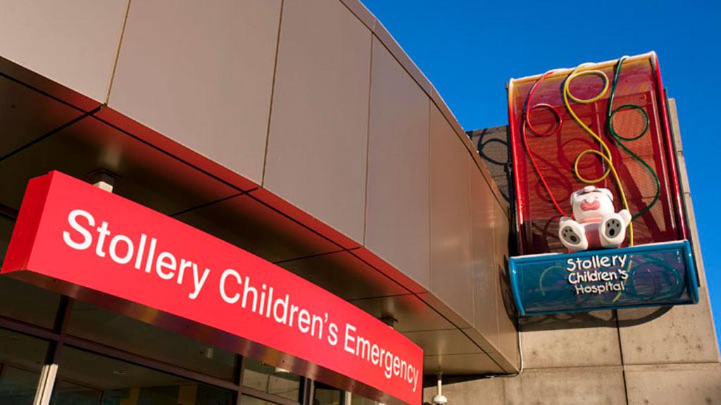 Stollery Children's Hospital renovation complete in Edmonton