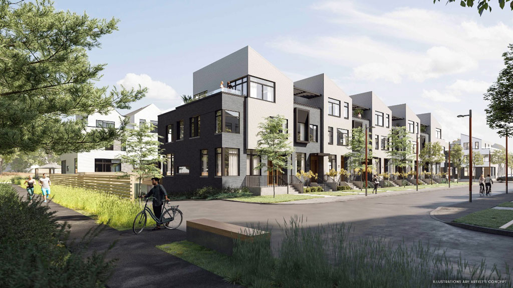 Partners introduce Brightwater Towns to Port Credit development